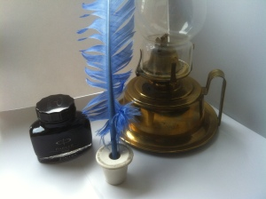 quill ink lamp1